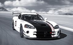 Dodge Viper #automotive #photography #inspiration