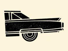 #cadillac #car #fin #light