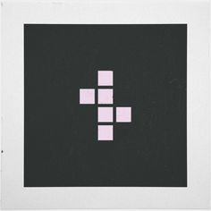 Geometry Daily #geometry #print #geometric #square #minimal #poster