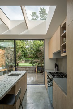 kitchen, Anthro Architecture
