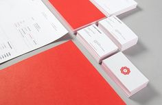 Lundgren+Lindqvist on the Behance Network #stationary