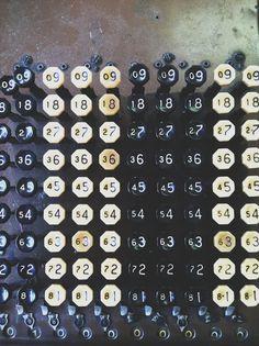 http://evanstremke.tumblr.com/post/27834054075 #buttons #vintage #typography