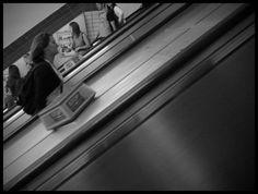 Non ho voglia di scrivere | London 2011 - Fabio Catapano -... #underground #photo #photography #metro #street