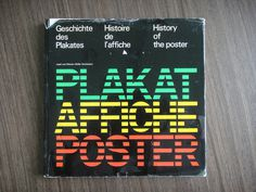 History of the Poster / Geschichte des Plakates / Histoire de L'affiche #history #of #the #cover #grid #poster