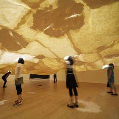 Wald aus Wald by Takashi Kuribayashi #installation