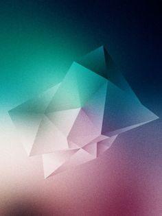 DEFAULT MODE NETWORK #design #geometric #artwork #digital #colors #painting #work