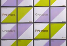 Design Project: Progress Packaging — Collate #packaging #brochures #process