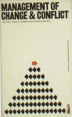 Penguin Books - Management of Change & Conflict #covers