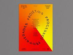 Projectos, Processos, Propriedades - Luis Sousa Teixeira - Freelance Graphic Designer