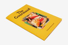 The Gourmand Issue Nº00 | HUH. #pubdesign