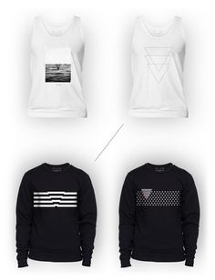 FLKLR SURF APPAREL LINE #clothing #geometry #surf #apparel #surfing #design #shapes #tee