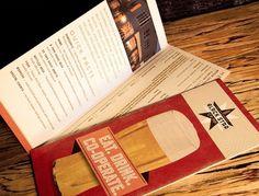 PTARMAK | design | austin, u.s.a. #logo #drink #menu #branding