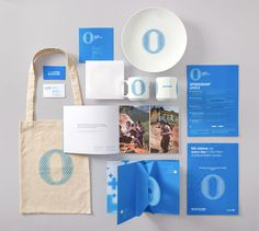 New Logo and Identity for UNICEF ZEROawards by Rice #identity