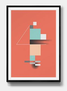 4 #typography #illustration #letter #design