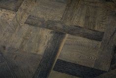 Handcrafted Parquet by Cora - #floor, #parquet #oak