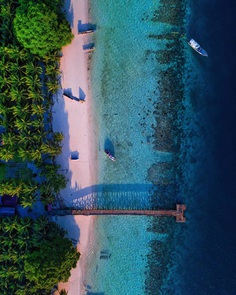 Indonesia From Above: Striking Drone Photography by Syamsudin Noor