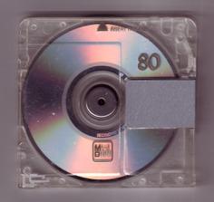 Muji 80 MiniDisc