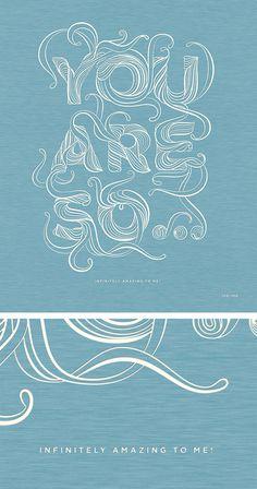 Stellavie_03 #type #lettering