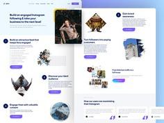IGHero - Content page UI