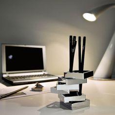 Philippi Zick Zack Pen Holder #tech #flow #gadget #gift #ideas #cool