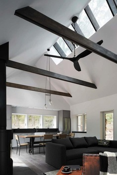 Old Stone Retreat Featuring Modern Rustic Design 5