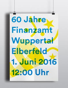 poster, party