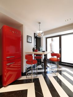 Duplex Constanta – Outstanding Design with Strong Colors / Hamid Nicola Katrib