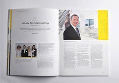 Alarga 2013 annual report #annualreport #layout