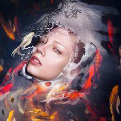 Unique Photography Concept by Staudinger + Franke #fineArt #PhotographyConcept #StaudingerFranke