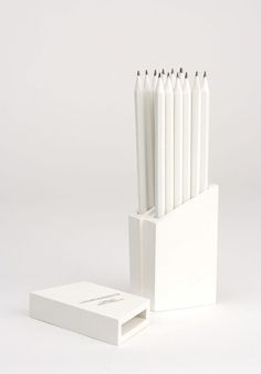 http://elsinfonierojo.wordpress.com/ #product #pencil #design #white