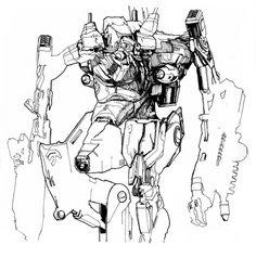 TrustTheRobot®/Mecha_A01