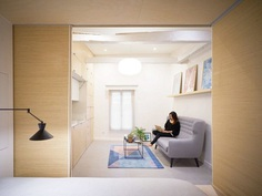 Urban Cocoon: Complete Renovation of a 27 sqm Single Room Duplex in Paris