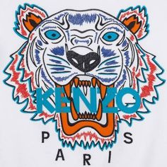 http://off-the-wall-b.tumblr.com/tagged/animalistic #fashion #paris #tiger #kenzo