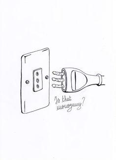 about monogamy #illustration #bw #monogamy