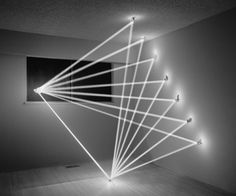 James Nizam | PICDIT #light #art #design #white #installation