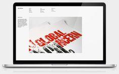 Fine Thought   Nathan Leigh Davis #design #web