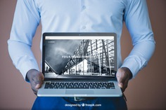 Businessman showing laptop Free Psd. See more inspiration related to Mockup, Business, Technology, Computer, Man, Laptop, Presentation, Notebook, Elegant, Present, Businessman, Mock up, Success, Business man, Modern, Open, Show, Display, Screen, Up, Successful, Computer screen, Holding, Mock, Presenting and Showing on Freepik.