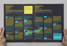 Luff 12 : DEMIAN CONRAD DESIGN #grid #print #booklet