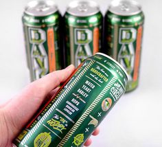 Dank IPA Cans #packaging #beer