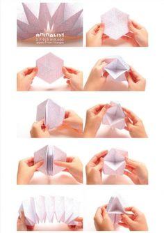 Process #pattern #origami #tessellation #animality