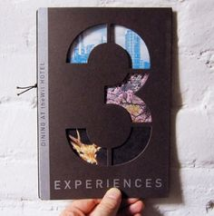design work life » cataloging inspiration daily #die #cut #design #number