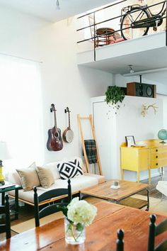 loft life in chicago / sfgirlbybay #interior #design #decor #deco #decoration