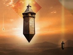 Watchtowers Album Art #album #design #art #music #tower