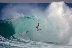 Sydney (Cronulla) Surf Photo by Oneshuteye #wipeout #surf
