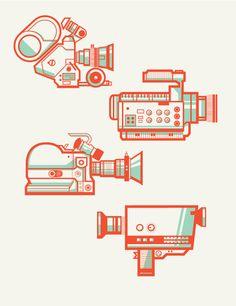 Camera Collectionby Andres Eraso
