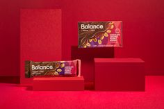 Balance Chocolate Bar Packaging Redesign by Javier Garcia