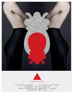 Mogollon – Design Series | Awwwards #silver #colourfull #poster