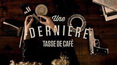 une dernière tasse de café #coffee #film #design #typography