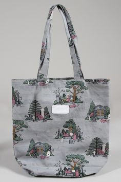 Not just for the ladies, our Bunny Boiler print also comes in tote bag form. Now available at Incu Clothing!