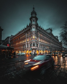 Stunning Street Photos of Helsinki by Charlie Featherlight